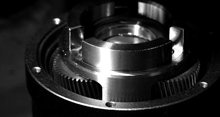 Motors & Speed Reducers Unit