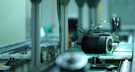 Precision Gear Motors Unit